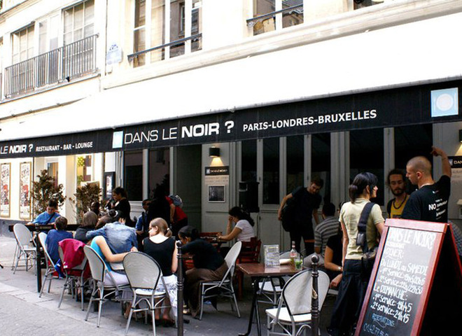 Самые необычные рестораны мира