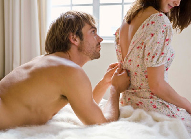 Секс с левшой