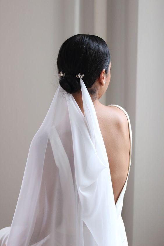 Модні весільні зачіски на коротке, середнє і довге волосся