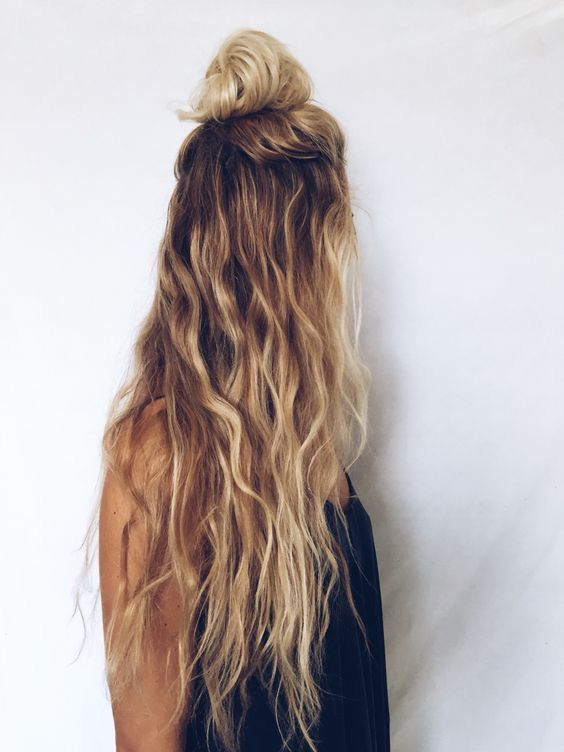 Зачіски на пляж