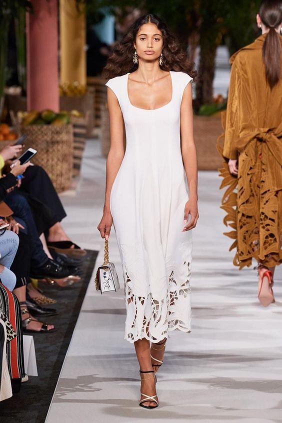 Сукня на весну-літо 2020