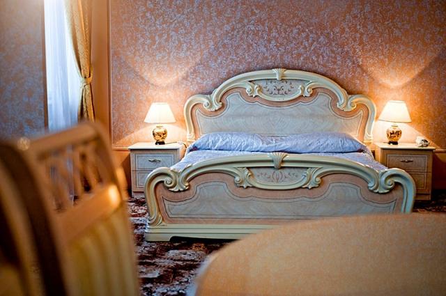 Самые романтичные отели Украины: Жорж, Львов