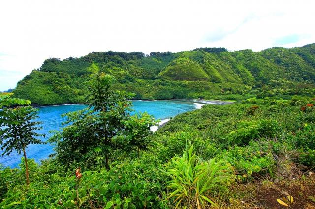сады острова Мауи