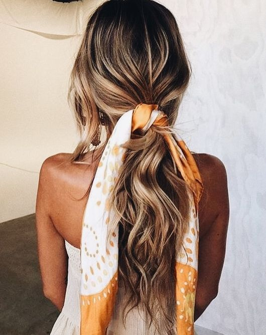 Швидкі зачіски на літо