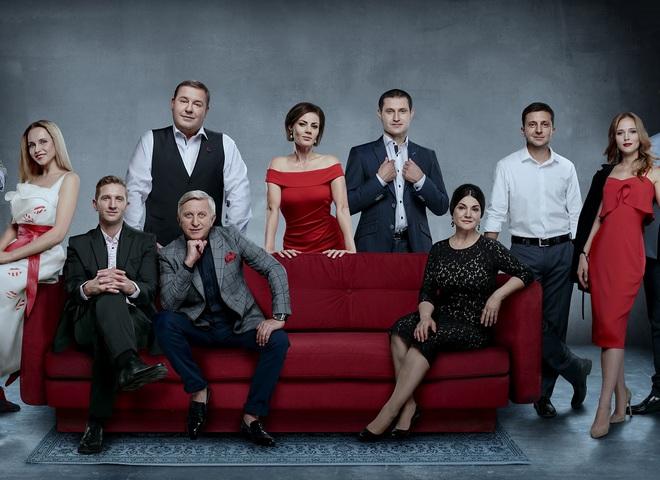 украинские сериалы