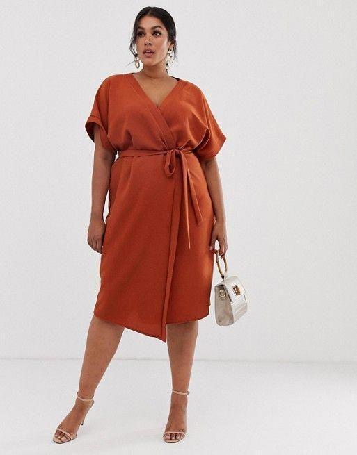 Сукні на весну-літо 2020 plus-size