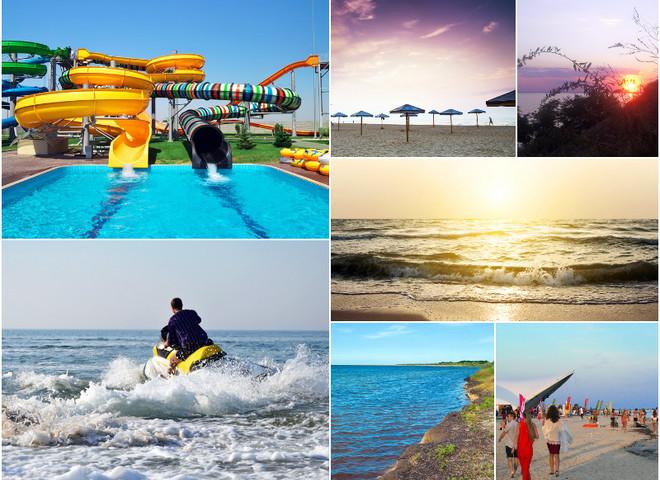 Куди поїхати на море влітку 2016 в Україні