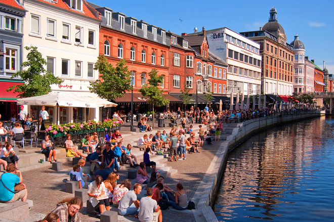 Топ-20 интересных фактов о Дании