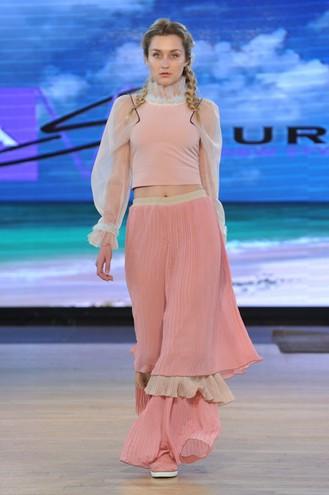 Odessa Holiday Fashion Week 2016: показ Julia Gurskaja by New Style