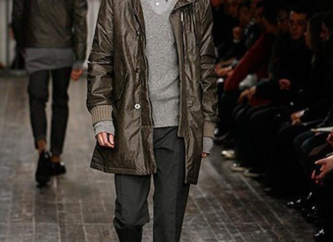 Топ-5: модная верхняя одежда для мужчин