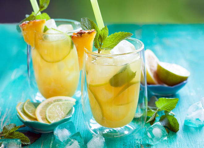 Лимонад в домашних условиях: топ-5 оригинальных рецептов