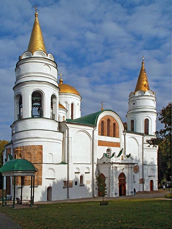 Визначні місця Чернігова