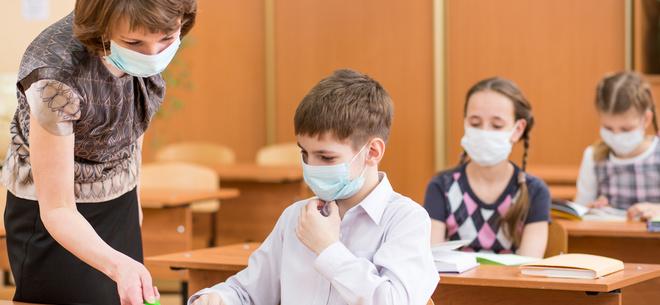 Коронавірус в Україні: в Києві закривають на карантин школи і дитсадки