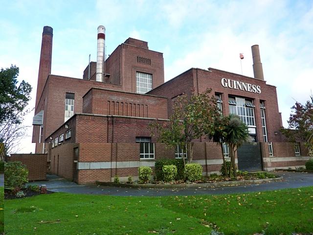 Губит людей не пиво: куда поехать любителям пенистого - пивоварня «Гиннес», Дублин, Ирландия
