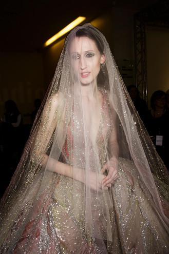 Beauty-ідеї для нареченої від Elie Saab