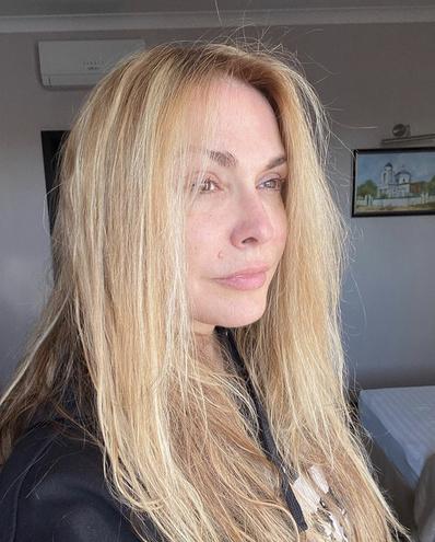 Ольга Сумська показала, як виглядає без макіяжу
