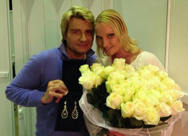 Волочкова и Басков