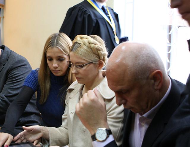 Юлия Тимошенко: Как выжить в тюрьме
