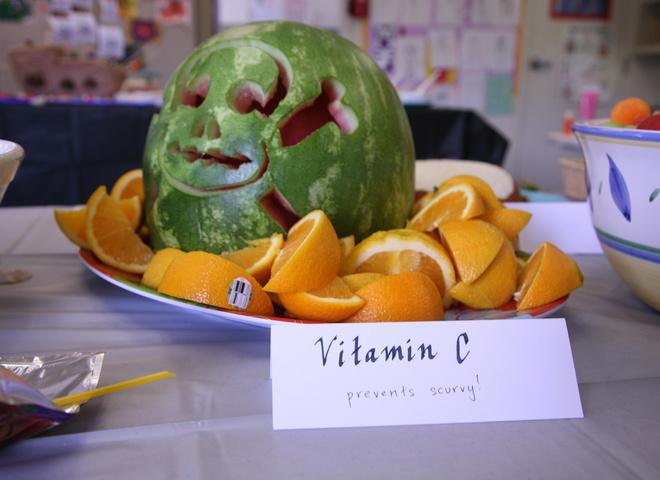 Выбирай витамины, основанные на природных компонентах