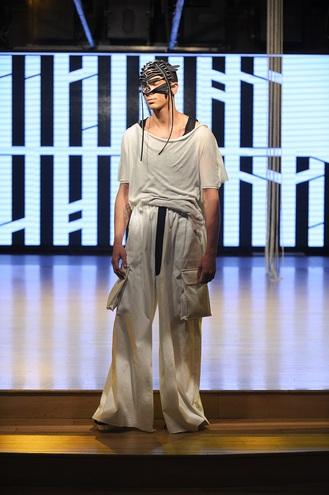 Odessa Holiday Fashion Week 2016: показ Mantis Religiosa