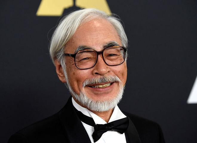 Хаяо Міядзакі
