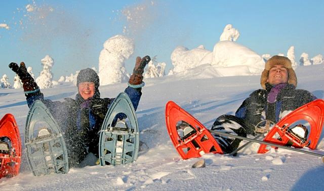 Три счастливые страны: Финляндия