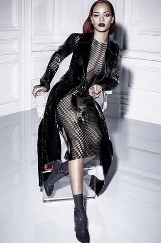 Рианна для Dior