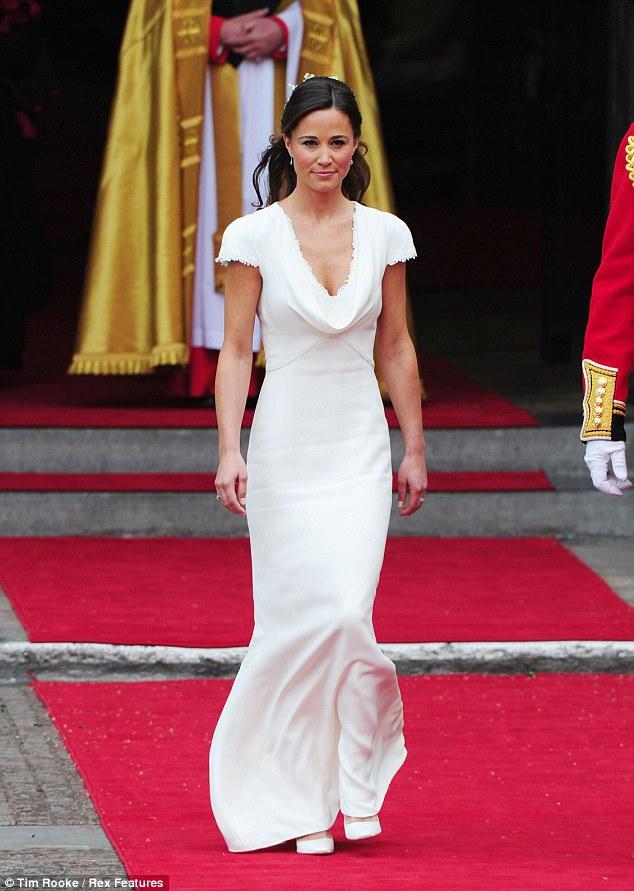 Весілля Піппи Міддлтон: хто буде шити весільну сукню для сестри Кейт