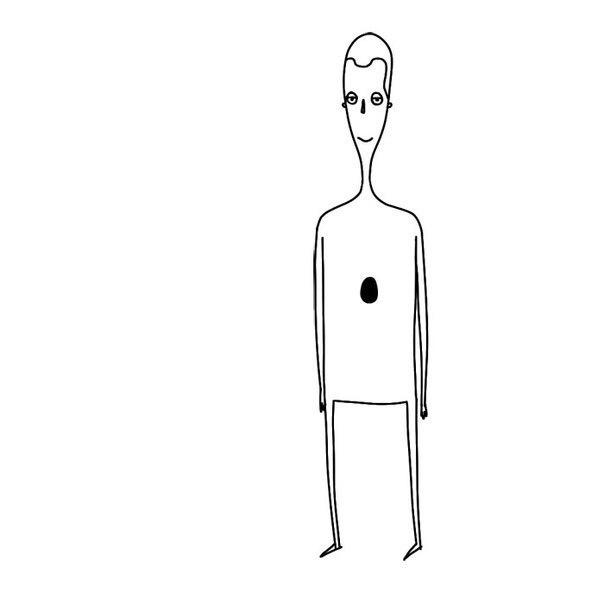Комикс про пустоту и женщин