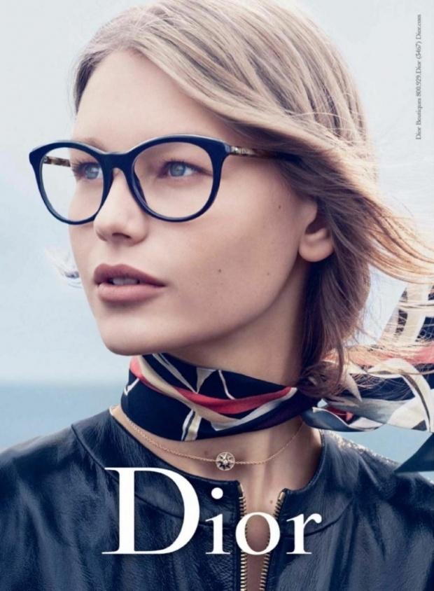 Рекламным лицом Dior стала израильская школьница