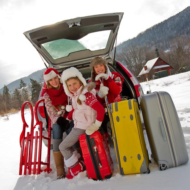 3 кращих гірськолижних курорту для дітей
