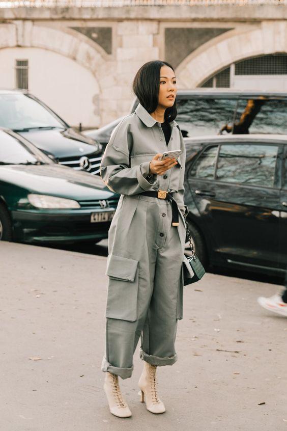 Модные комбинезоны 2021