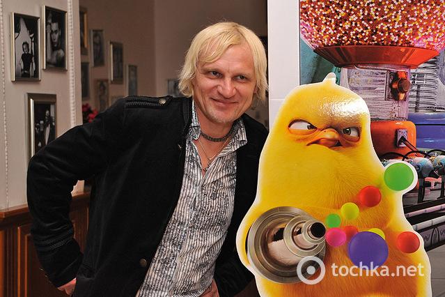 Олег Скрипка, интервью