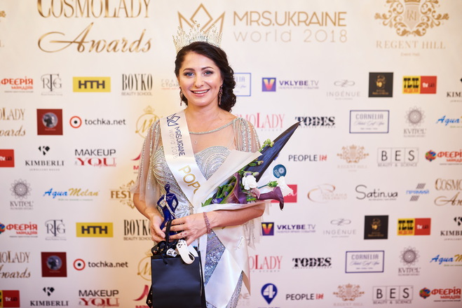 MRS.UKRAINE WORLD-2018