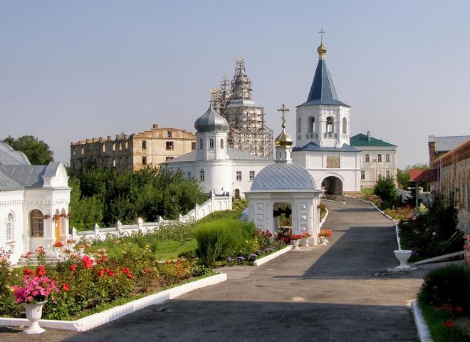 Молчанський монастир-фортеця
