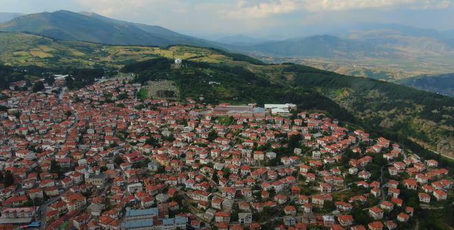 Крушево, Македонія