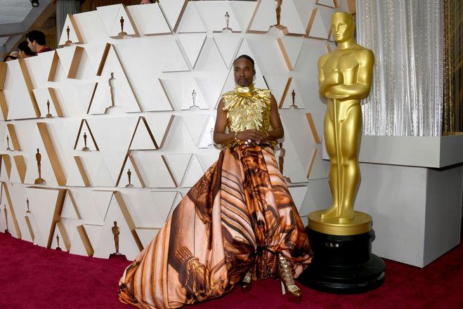Билли Портер на Оскаре 2020
