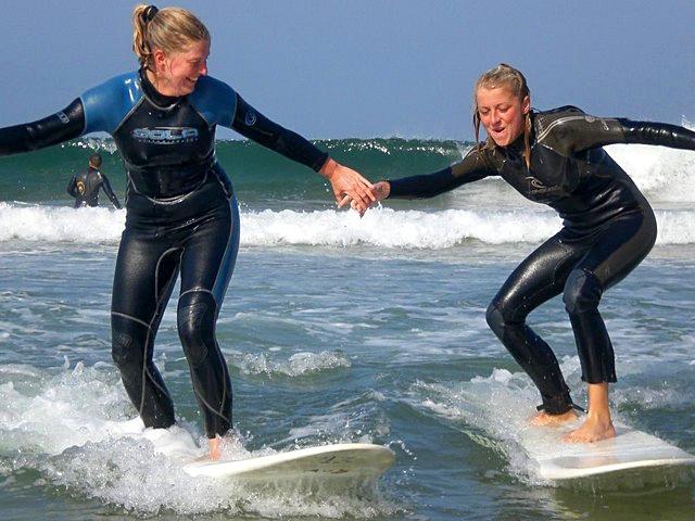 Серфинг в Марокко: школа серферов