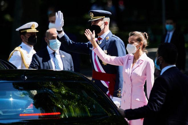 Король і королева Іспанії