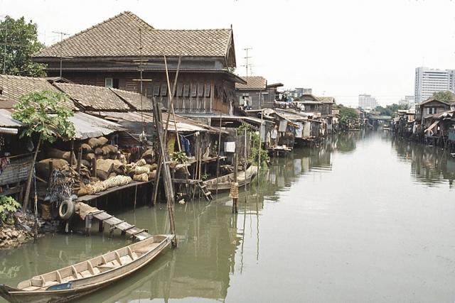 Цікаві місця Бангкока: річкові нетрі