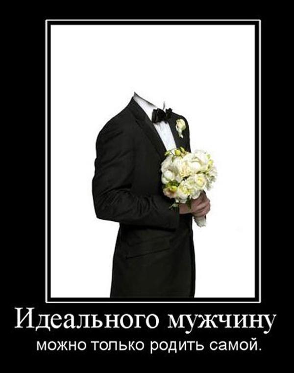 Идеальный мужчина прикол картинка