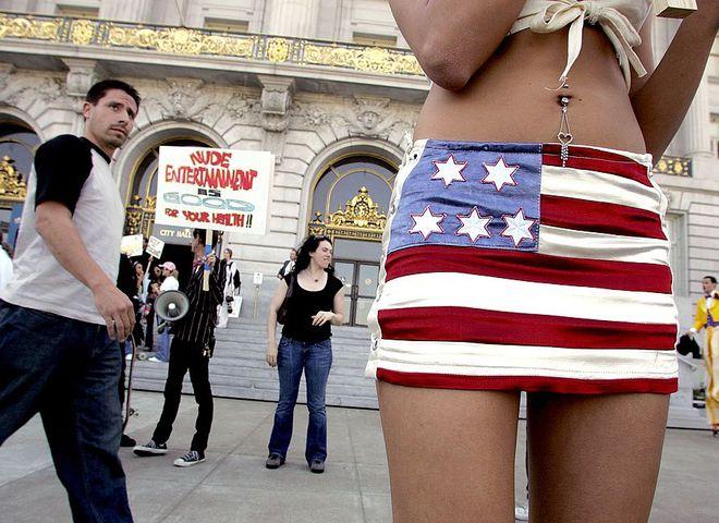 Найбезглуздіші закони про секс в Америці