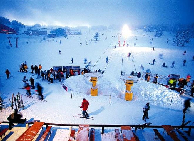 Где покататься на лыжах: лучшие горнолыжные курорты Турции