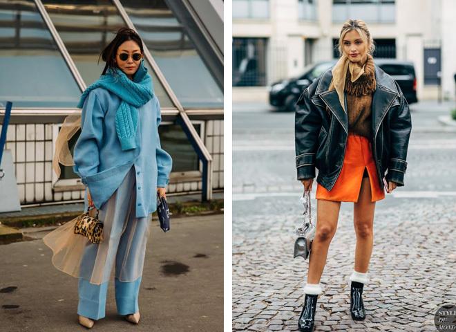 Модные цвета в одежде 2021