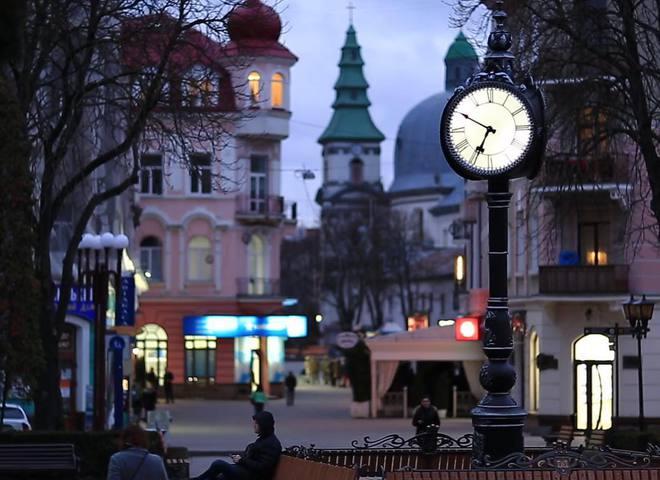 Тур выходного дня: едем Тернополь