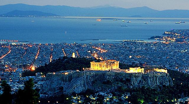 Цікаві місця Афін