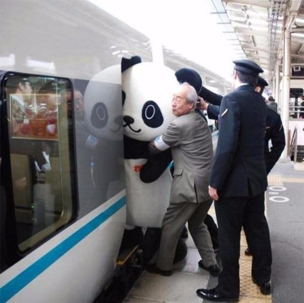 Это Япония, детка!