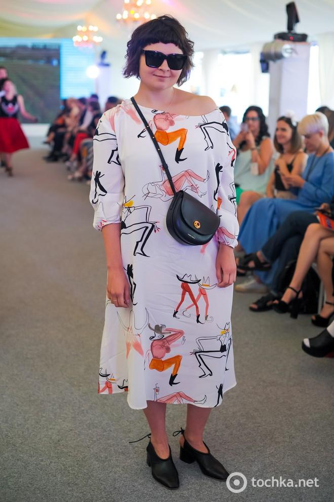 Odessa Holiday Fashion Week - день 1 (Образы гостей)