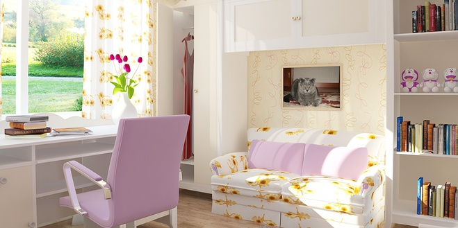 дизайн дитячої кімнати