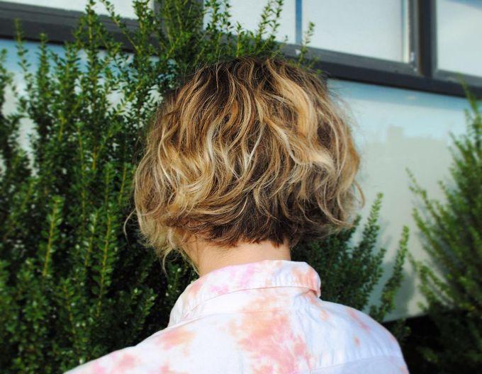 Стрижка бокс-боб помогает сделать волосы густыми